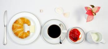 Mahlzeit roh Stockbild