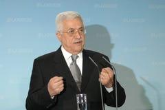 Mahmud Abbas Stock Image