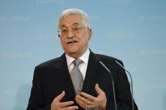 Mahmud Abbas Fotografering för Bildbyråer