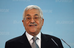 Mahmud Abbas Royalty Free Stock Images
