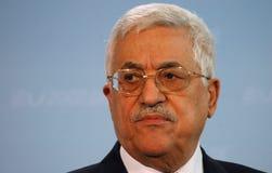 Mahmud Abbas lizenzfreie stockfotos