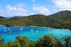 Maho Bay Royalty Free Stock Photos