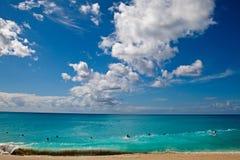Maho Beach Royalty Free Stock Image