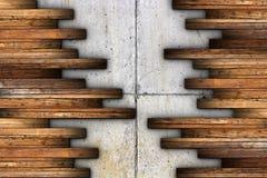 Mahogany ancient floor Stock Images