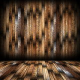 Mahogany finish on interior backdrop Royalty Free Stock Photos
