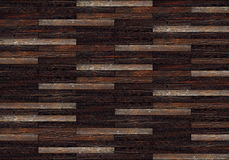 Mahogany floor pattern Royalty Free Stock Images