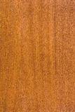 Mahogany wood background. Mahogany wood. High-detailed wood texture series Stock Photos