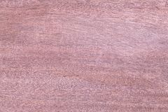 Mahogany wood Stock Photography