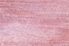 Mahogany wood surface royalty free stock image