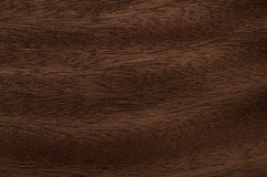 Mahogany wood texture. Dark mahogany natural wood texture background Royalty Free Stock Photo