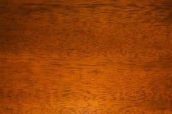 mahoggany Wood texturdetalj Royaltyfri Foto