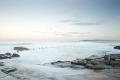 Mahon Pool, Sydney, Australia Royalty Free Stock Images
