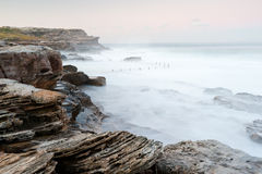 Mahon Pool, Sydney, Australia Royalty Free Stock Photo