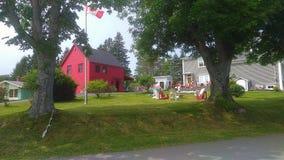 Mahone-Bucht, Nova Scotia Lizenzfreies Stockbild