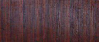 Mahoniowa drewniana tekstura Obraz Royalty Free