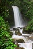 Mahua Waterfall, Tambunan Sabah Stock Images