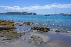 Mahurangi Beach Auckland New Zealand Royalty Free Stock Photography