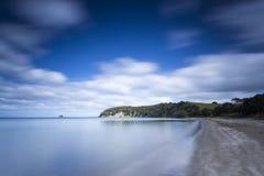 Mahurangi beach Royalty Free Stock Images