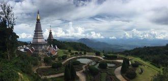 mai Таиланд inthanon doi chiang стоковая фотография rf
