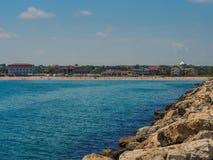 2 Mai beach stock photography