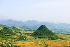 Mai Chau Valley, Hoa Binh Provinz, Vietnam Stockfotografie