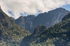 Mai Chiang στο βουνό dao Chiang Στοκ φωτογραφίες με δικαίωμα ελεύθερης χρήσης