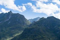 Mai Chiang στο βουνό dao Chiang Στοκ Εικόνες