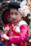 mai Таиланд цветка празднества chiang Стоковые Фото