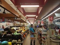 21. Mai 2017 Damansara Kuala Lumpur Held-Markt Sri Damansara Lizenzfreies Stockbild