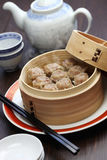 MAI di Shu, MAI di shao, alimento cinese fotografie stock libere da diritti