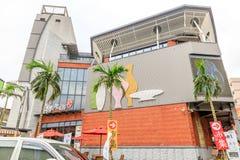 24. Mai 2017 die Ansicht von Yingge-Bezirk, die keramische Stadt in Ne Stockbilder