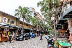24. Mai 2017 die Ansicht von Yingge-Bezirk, die keramische Stadt in Ne Stockfotografie