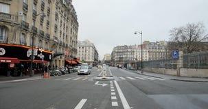 5 Mai 1945 du 8 руты в Париже, Франции акции видеоматериалы
