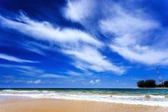 Mai Khao Beach, Phuket, Thailand Royalty Free Stock Photo