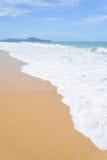 Mai Khao beach in Phuket Stock Photography