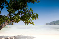 Mai ngam beach Royalty Free Stock Images