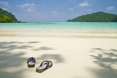 Mai ngam beach in Surin Islands national park Royalty Free Stock Photography
