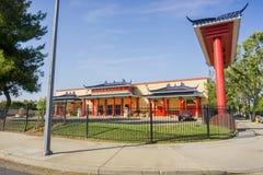 7. Mai 2017 San Jose /CA/USA - Silicon Valley Chao Chow Community Center stockfotos