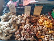 1. Mai Seremban, Malaysia Hauptmarkt bekannt als Pasar Besar Seramban während des Wochenendes Lizenzfreie Stockbilder
