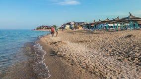 2 MAI-strand Stock Afbeeldingen