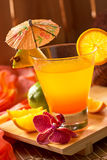 Mai Tai Cocktail Stock Images