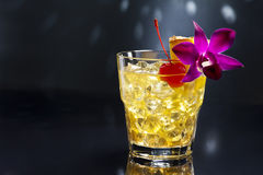 Mai Tai cocktail Stock Photos