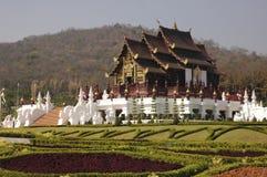 MAI van Chiang van de ochtend royalty-vrije stock foto