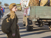 "Mai, 9 - Victory Day € St Petersburg, Russland ""kann 9, 2015 Stockfotos"