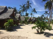 Maia Beach in Bantayan Island Philippines Royalty Free Stock Photos