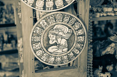 Maian Souvenirs Royalty Free Stock Images