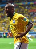Maicon Coupe du monde 2014 Royalty Free Stock Images