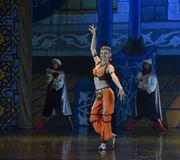 """Maid Dance- Ballet """"One Thousand And One Nights"""" Stock Images"""