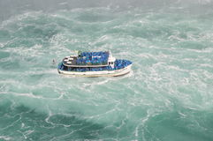Maid of the MIst. Image of the Maid of the Mist, Niagara Falls Canada Stock Photography