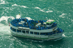 Maid of The Mist Stock Images